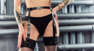 body harnesses fetish wear