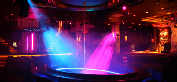 The Life of Exotic Dancers in the Strip Clubs
