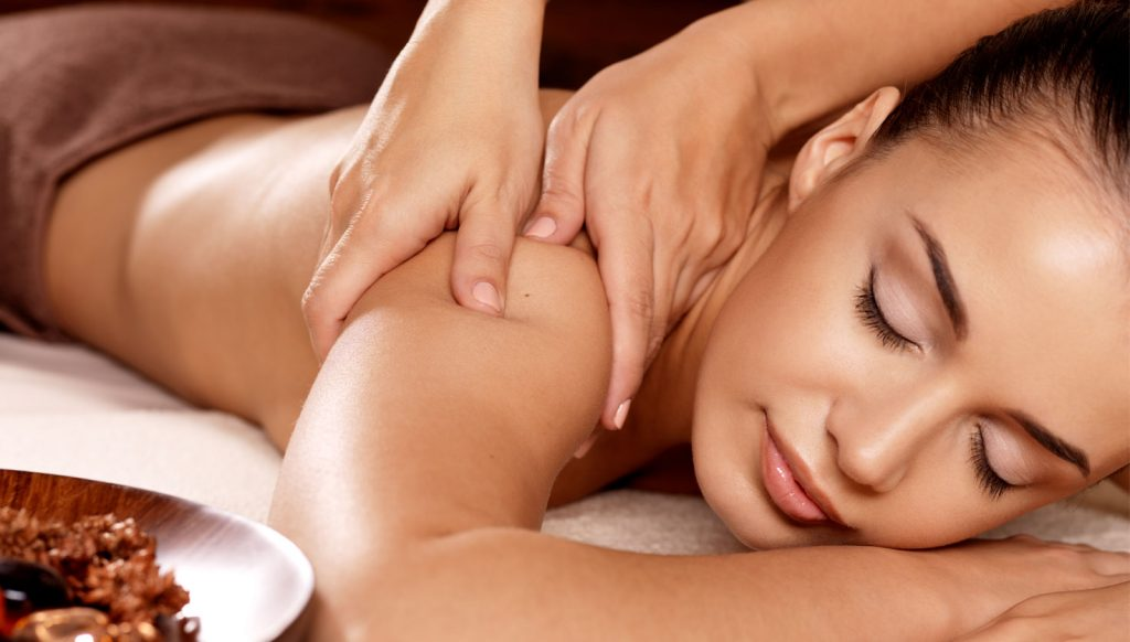 How does erotic massage turn beneficial?